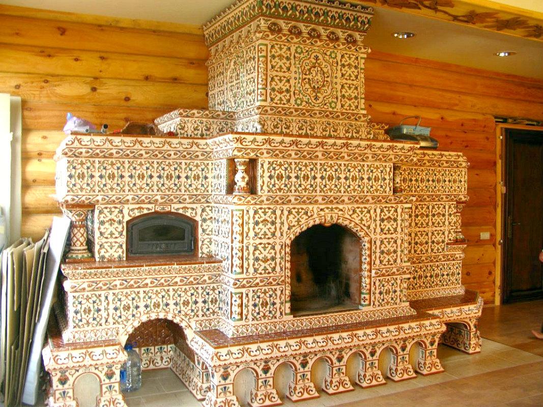 Как сделать русскую печь в своем доме