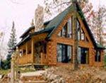 Проект рубленного дома из бревна-Усталый странник