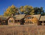Проект рубленного дома из бревна-Охотничьи угодья