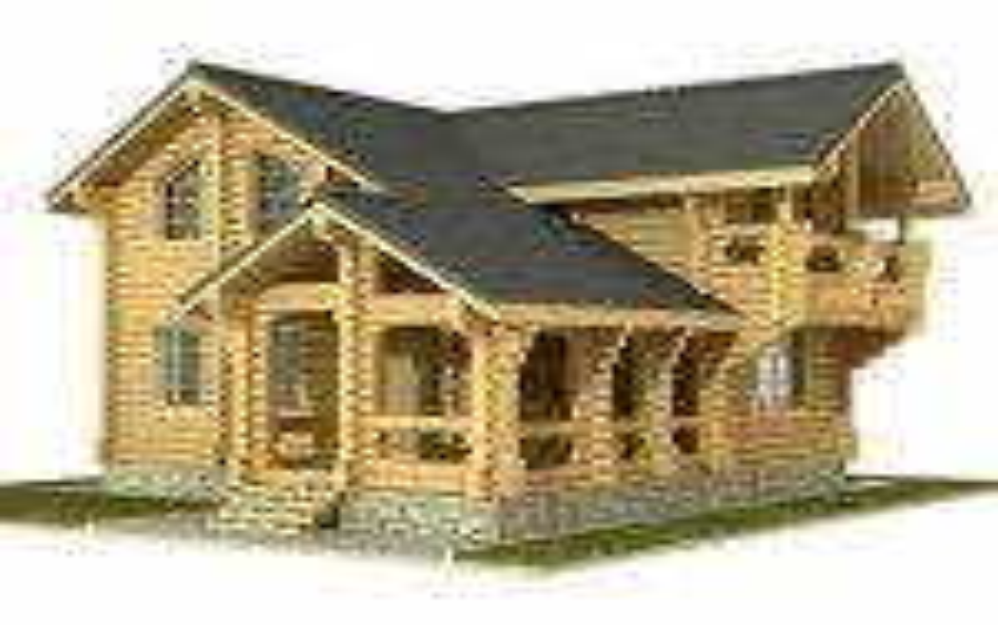 Проект дома из бревна-дом 177.9