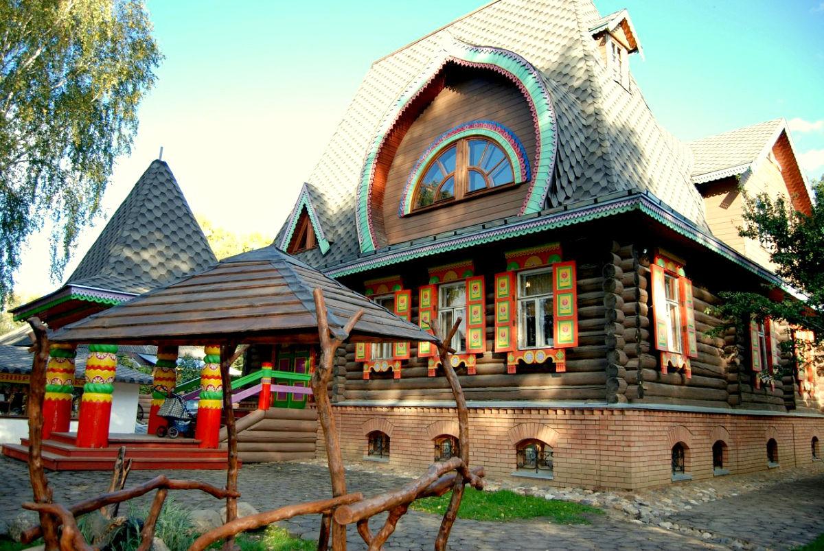 Устройство крыши Бочка-фасад №11