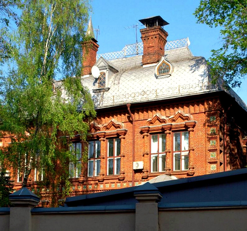 Устройство крыши Бочка-фасад №16