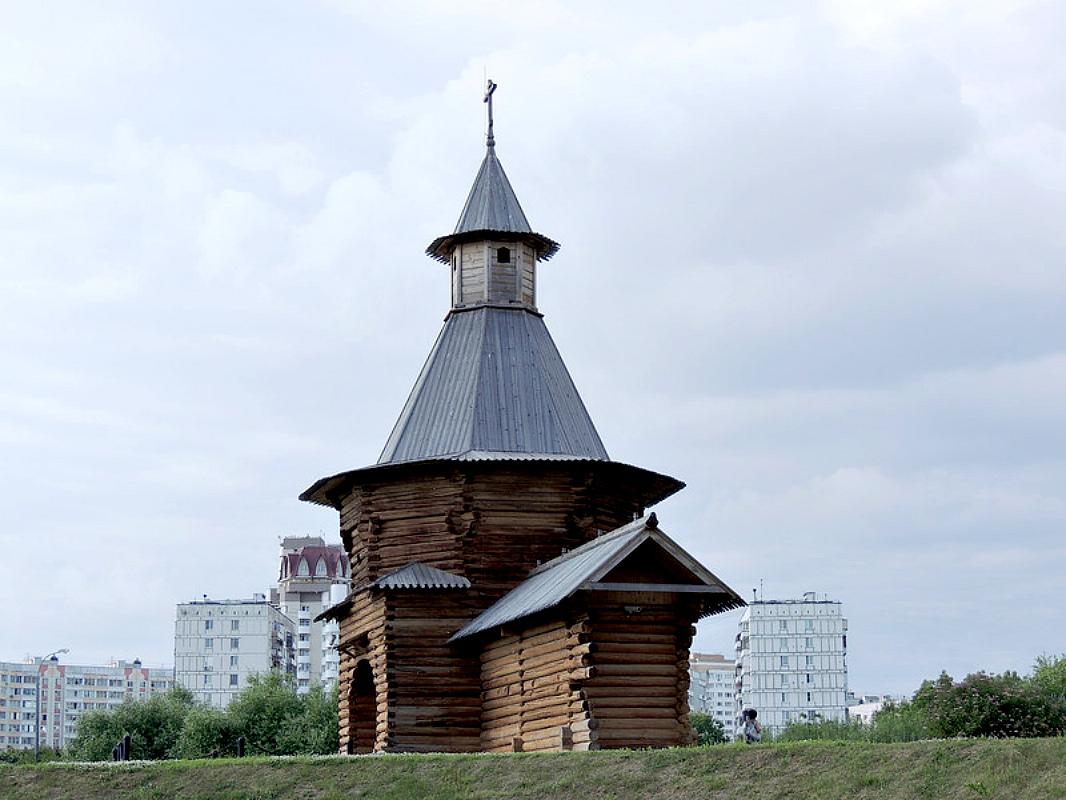 Четырехскатная крыша-фасад №13