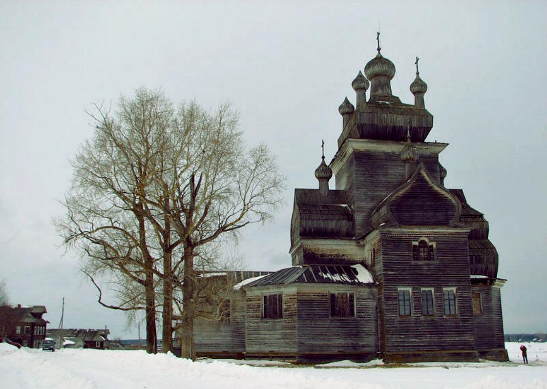 Кубаватая крыша-фасад №8