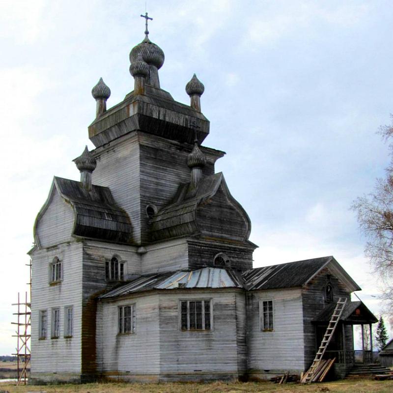 Кубаватая крыша-фасад №11