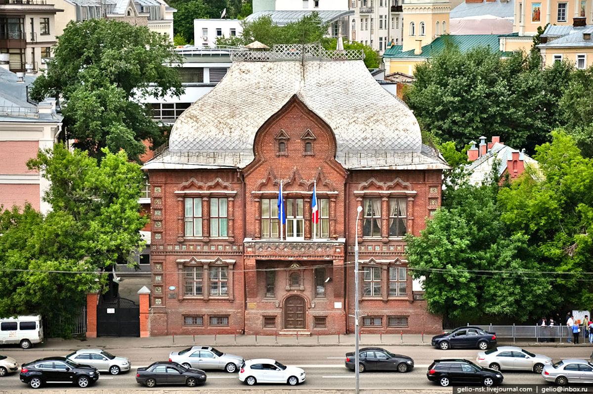Устройство крыши Бочка-фасад №13
