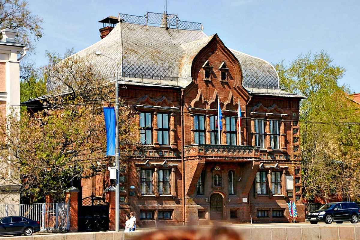 Устройство крыши Бочка-фасад №14