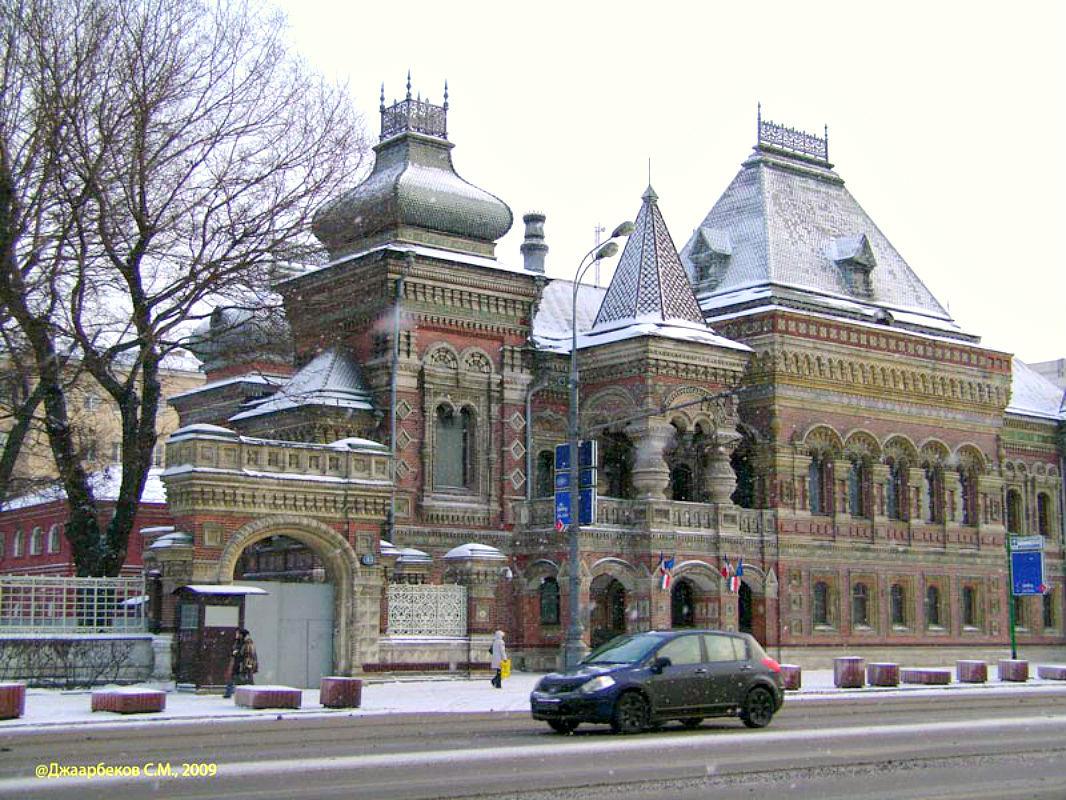 Кубаватая крыша-фасад №17