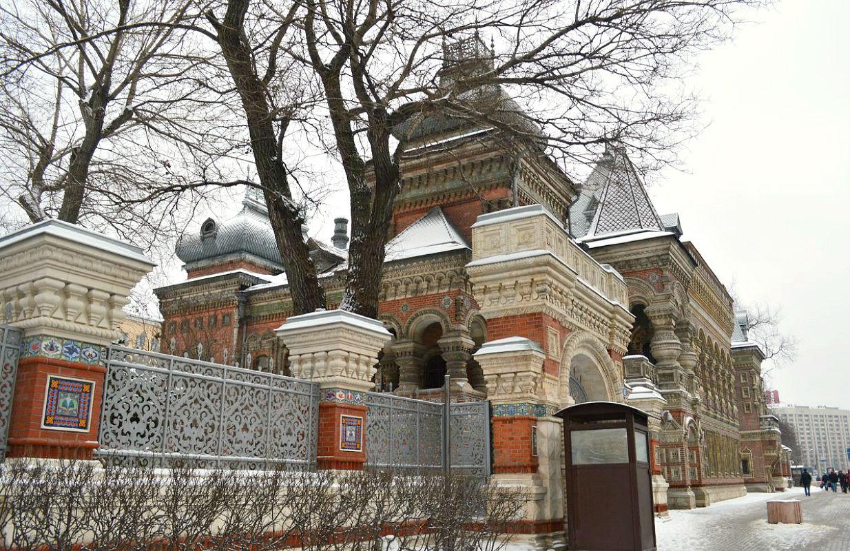 Кубаватая крыша-фасад №18