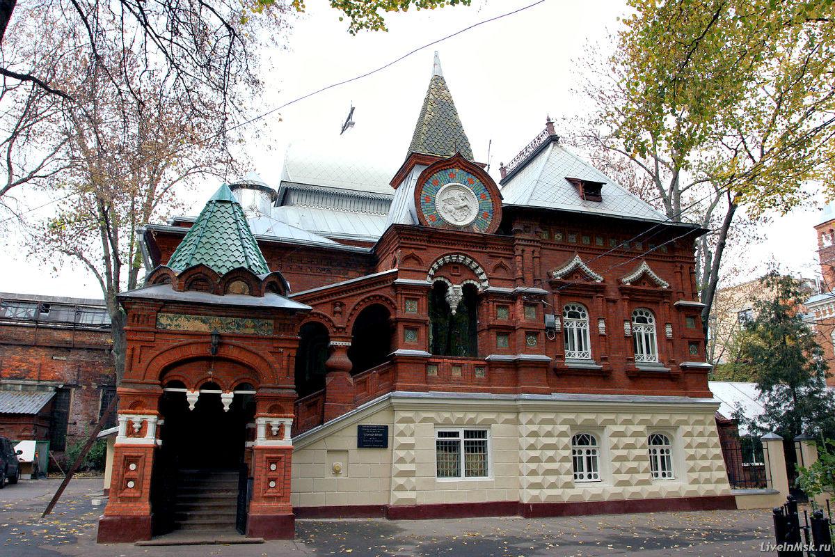 Кубаватая крыша-фасад №22