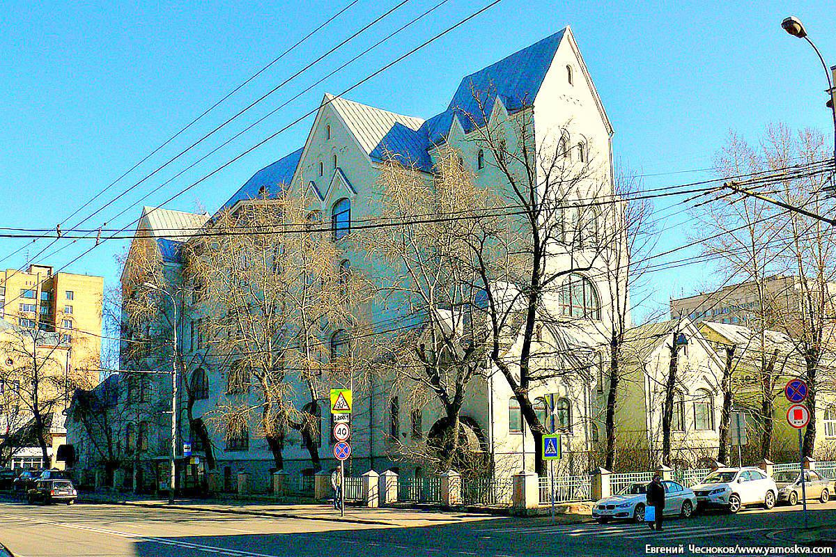 Многощипцовая крыша-фасад №11