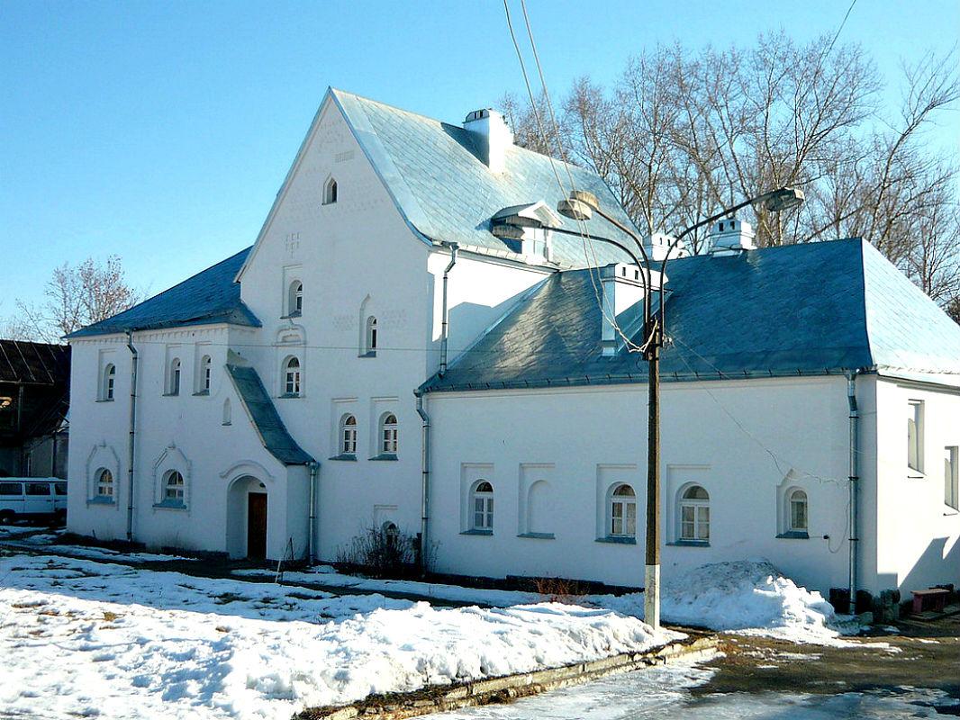 Многощипцовая крыша-фасад №14