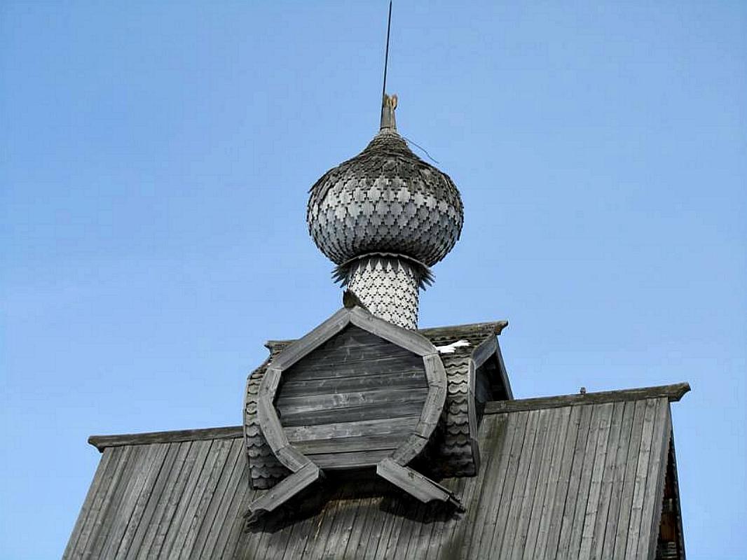 Устройство крыши Бочка-фасад №5