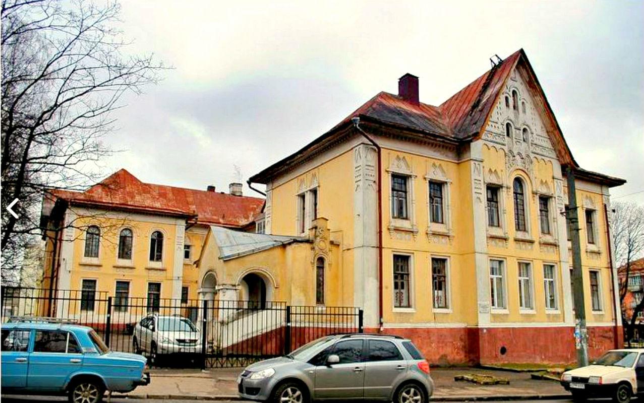Многощипцовая крыша-фасад №20