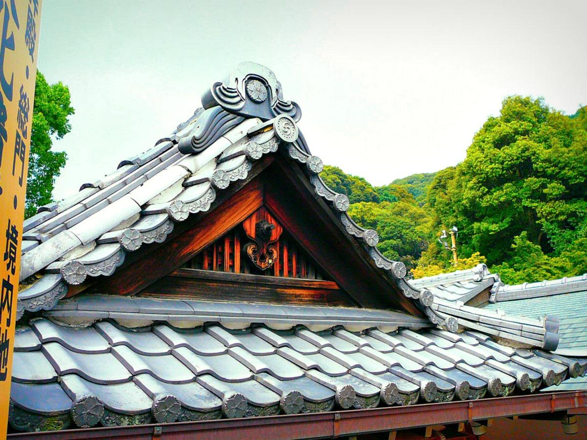 игра японские крыши фото того