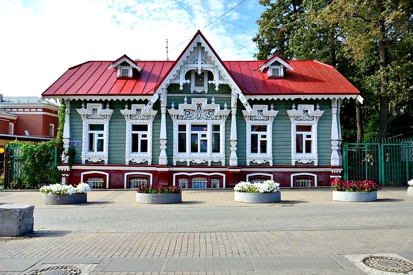 Дом картинка пермь