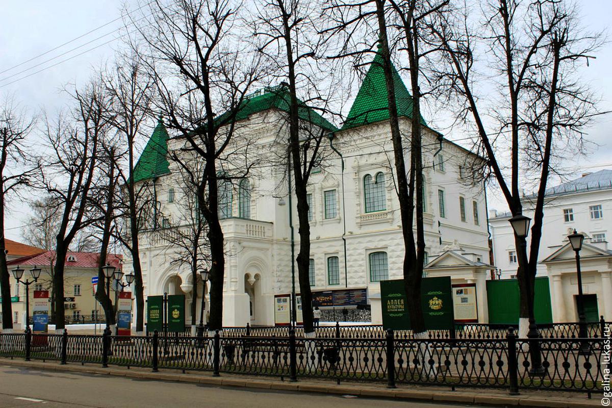 Кострома романовский музей фото что если