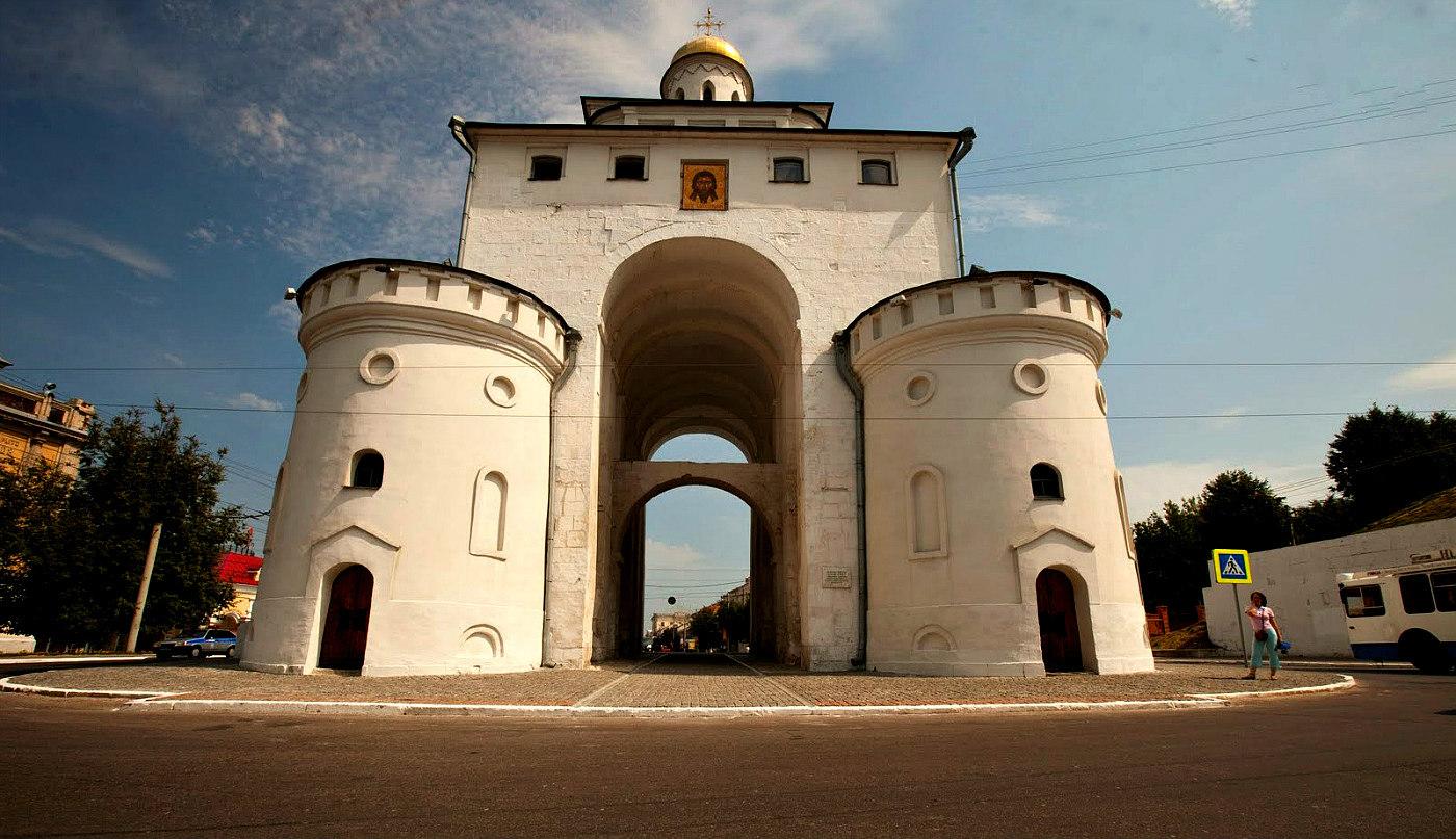 картинка городские ворота