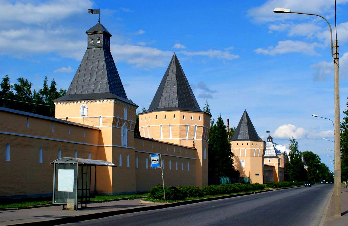 Царскосельский кремль