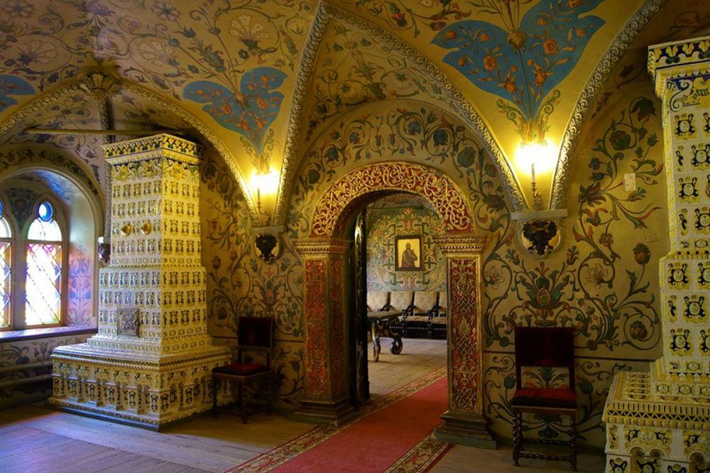 царские палаты их убранство картинки книги