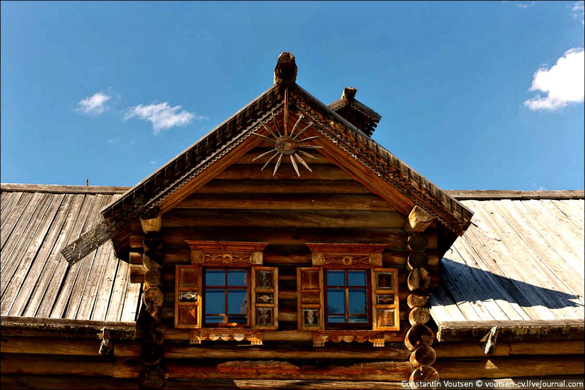 некоторые украшение крыши дома фото последнее время брал