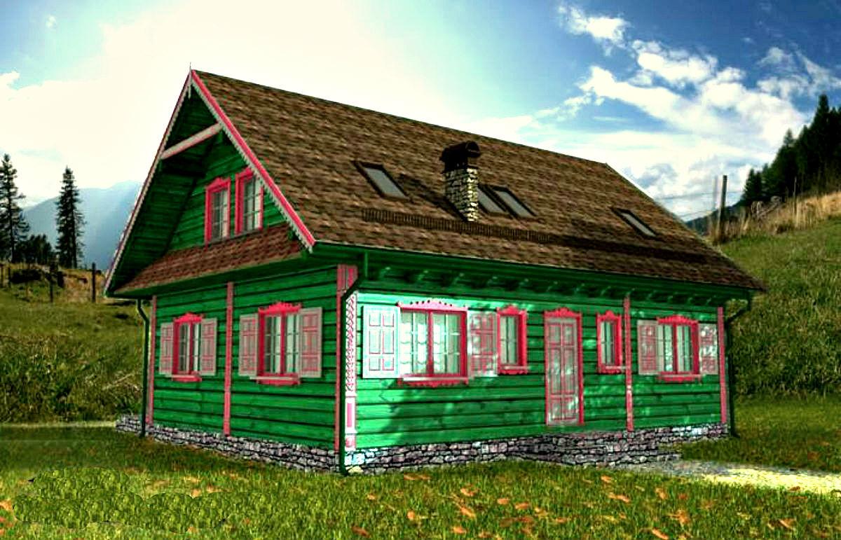 балок перекрытия деревенские дома проекты фото реально можно