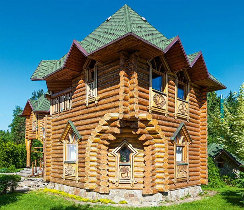 можете фото русских домов из дерева сети были приятно